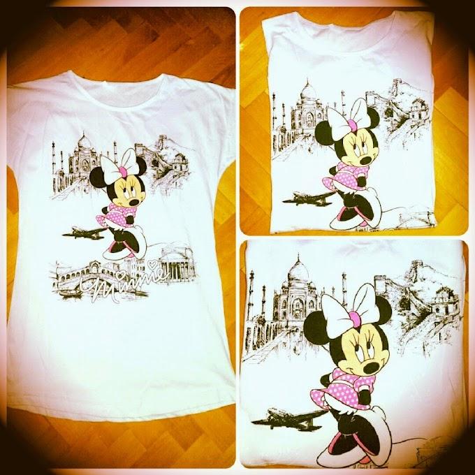 Tshirt Zamani😃 Ustelik cok ucuz 😎💗