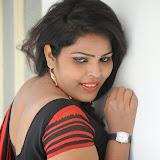 Sitara Hot Photos in Saree at Gundello Guchi Guchi Champake Movie Press Meet 30