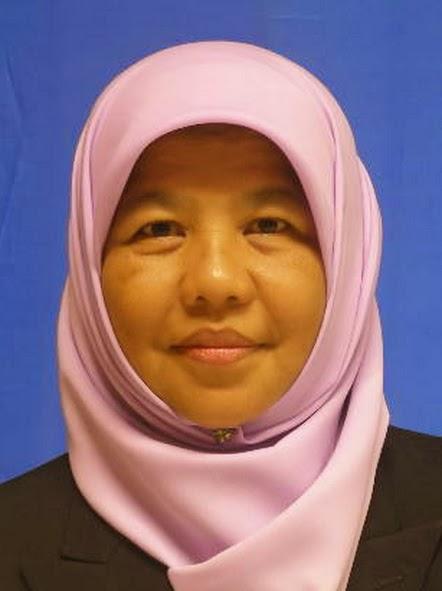 Pn. Rosnah Binti Busu - Pengetua