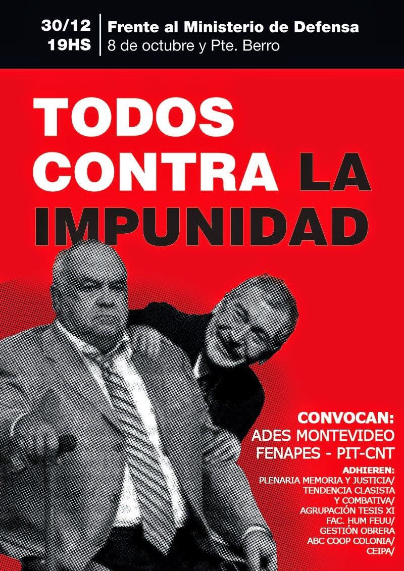 TODOS CONTRA LA IMPUNIDAD