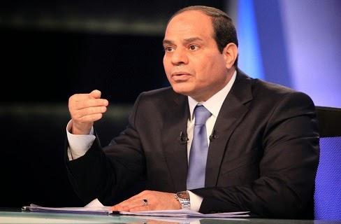 مصر: السيسي لن يترشح لفترة رئاسية ثانية و سيرحل قبل انتهاء فترته الأولى