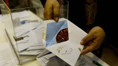 Chorizo en un voto, elecciones Galicia 2012