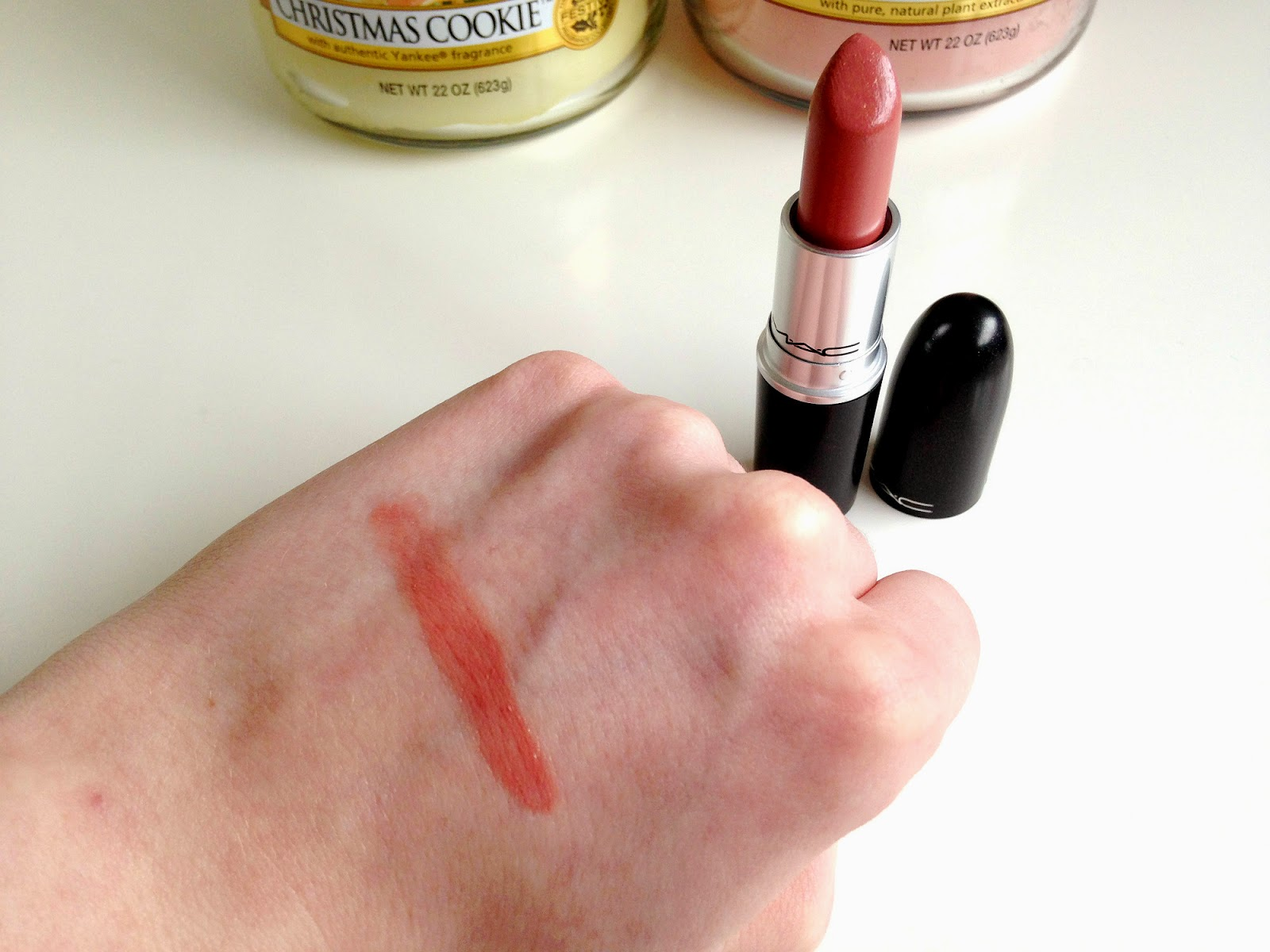 MAC Patisserie Lipstick Review
