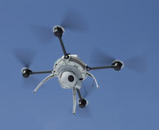мир глазами дрона