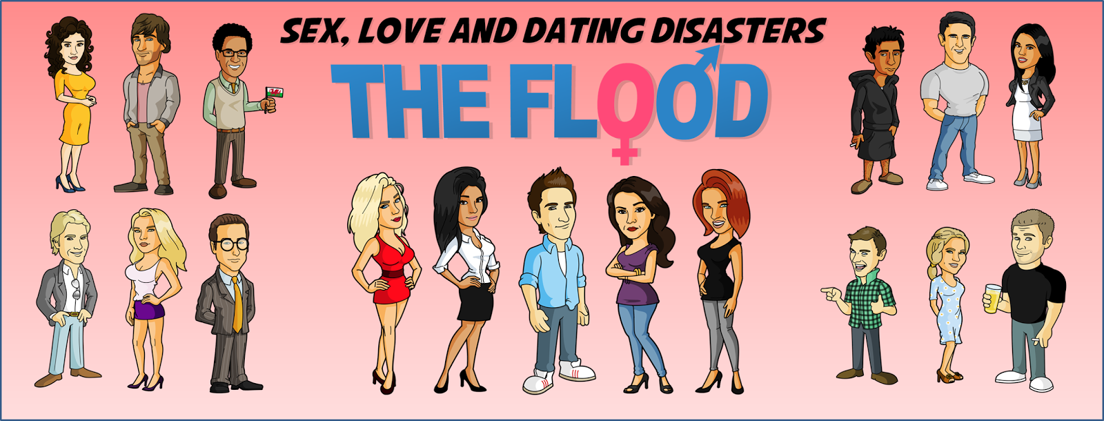Love sex and dating series