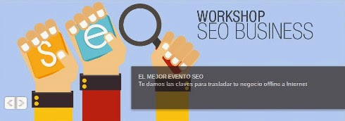 Workshop SEO Busines por Inspira.es en eShow Sevilla