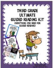 3rd Grade Ultimate Guided Reading Kit!