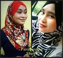 Faraneesha Shawls