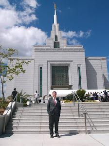 Teguicigalpa Honduras Temple