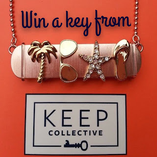 keep collective, giveaway, freebie, free stuff, free jewelry, win it, instawin, contest, sweepstakes