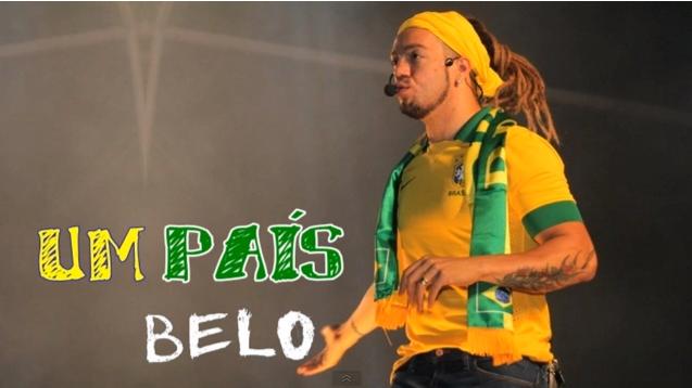 Belo   Um País (2013) Ensaio