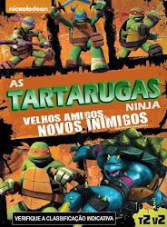 Baixar Filme As Tartarugas Ninja – Velhos Amigos, Novos Inimigos (Dublado)