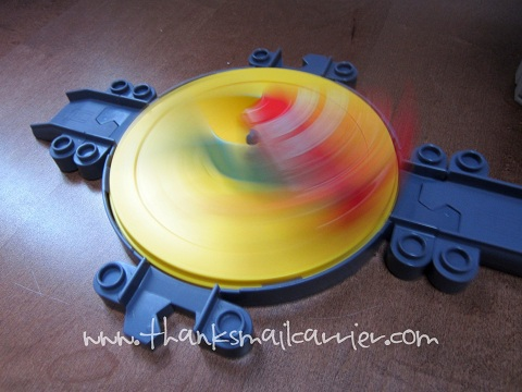 Chuggington turn table
