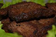 resep praktis (mudah) empal daging sapi empuk spesial enak, lezat