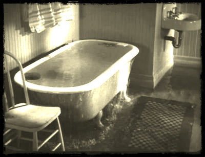 Thisness of a that: Eureka! It\'s a bathtub budget!