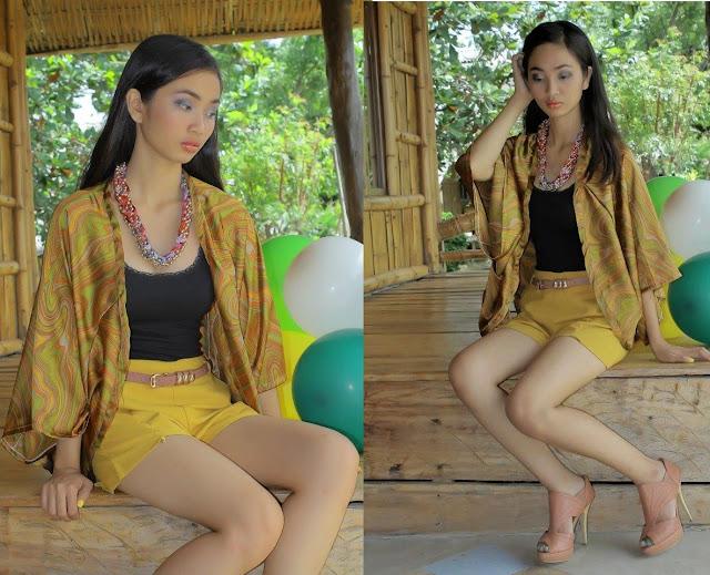 1 - Pure Hiligaynon Beauty - Philippine Photo Gallery
