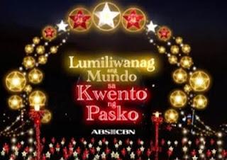 ABS-CBN - Lumiliwanag ang Mundo sa Kwento ng Pasko Lyrics