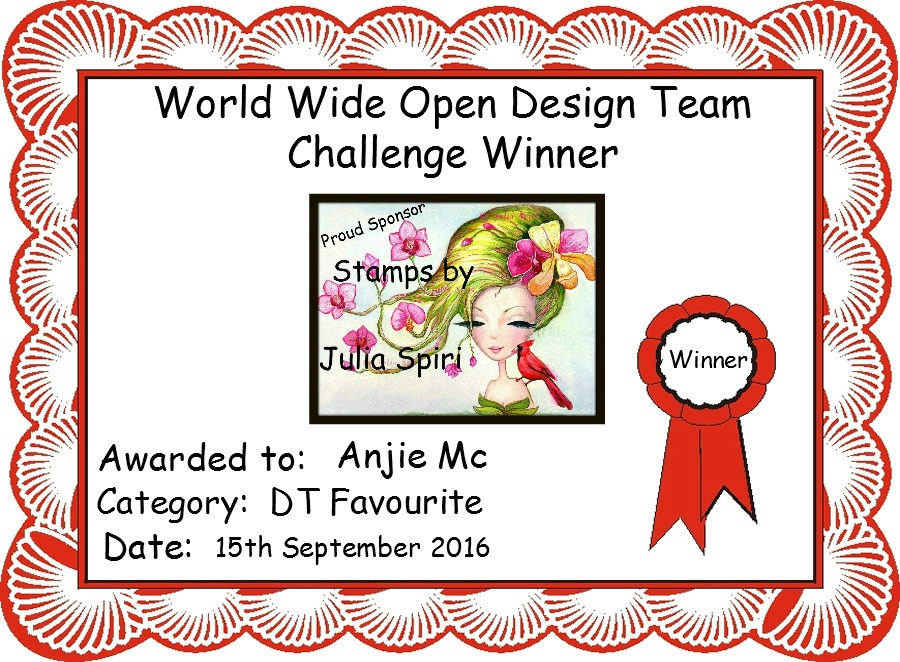 DT Fave at World Wide Design Team Challenge