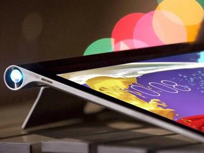 Lenovo Yoga Tablet 2 Pro: o tablet conversível com projetor é uma ideia de Ashton Kutcher