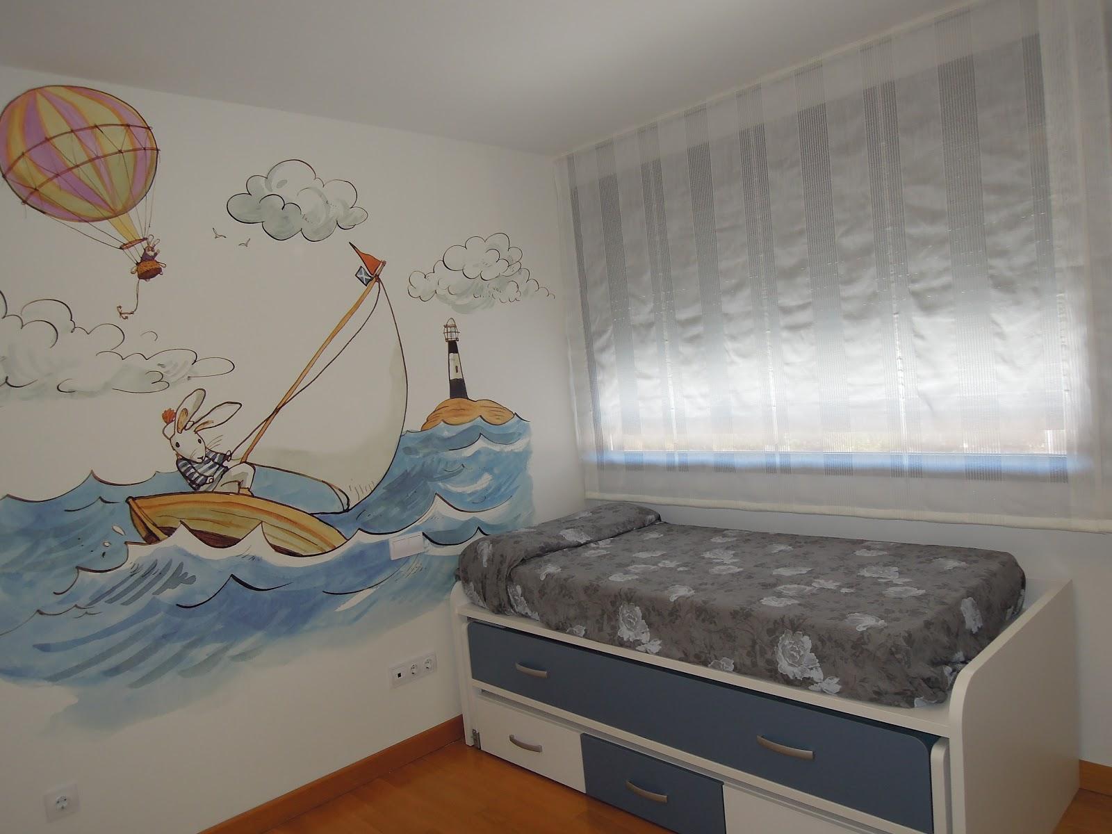 Fotos de cortinas dormitorio juvenil 2012 - Estores habitacion bebe ...