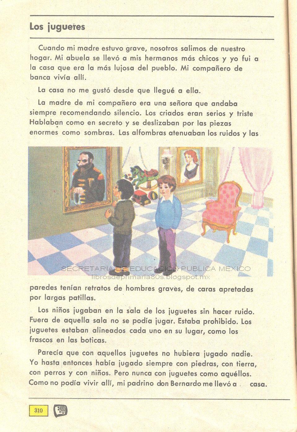 Libros de Primaria de los 80\'s: 2012