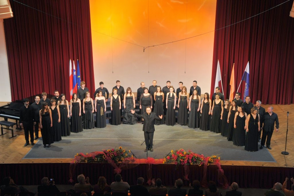 Coro El Leon de Oro - winners of the London International A Cappella Choir Competition