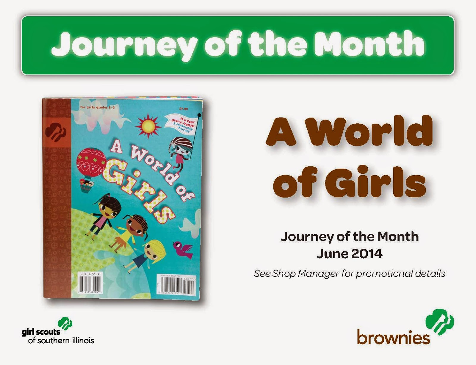 girl scouts of southern illinois gssi council shop june 2014