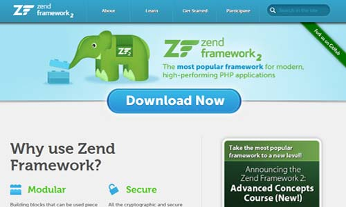 Zend Framework ~ 43 Useful and Time Saving Web Development Kits and Frameworks