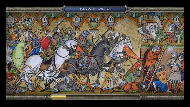 Reign Conflict of Nations PC Gameplay