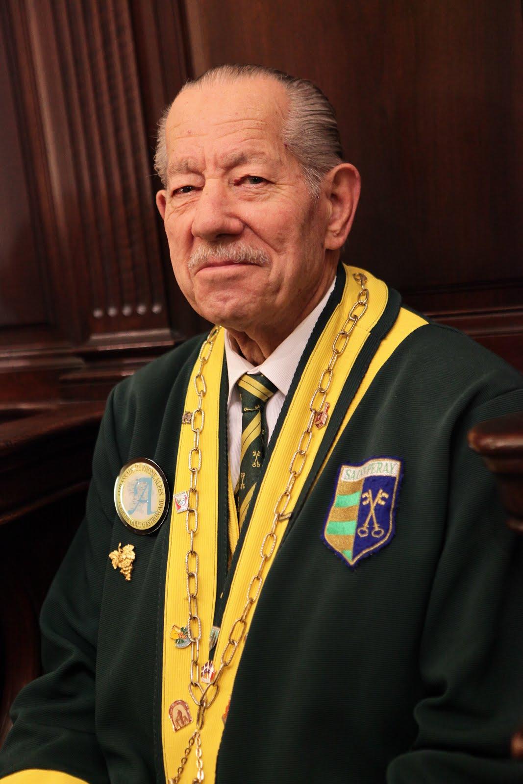 Gérard MALLEN, Grand Maître Fondateur