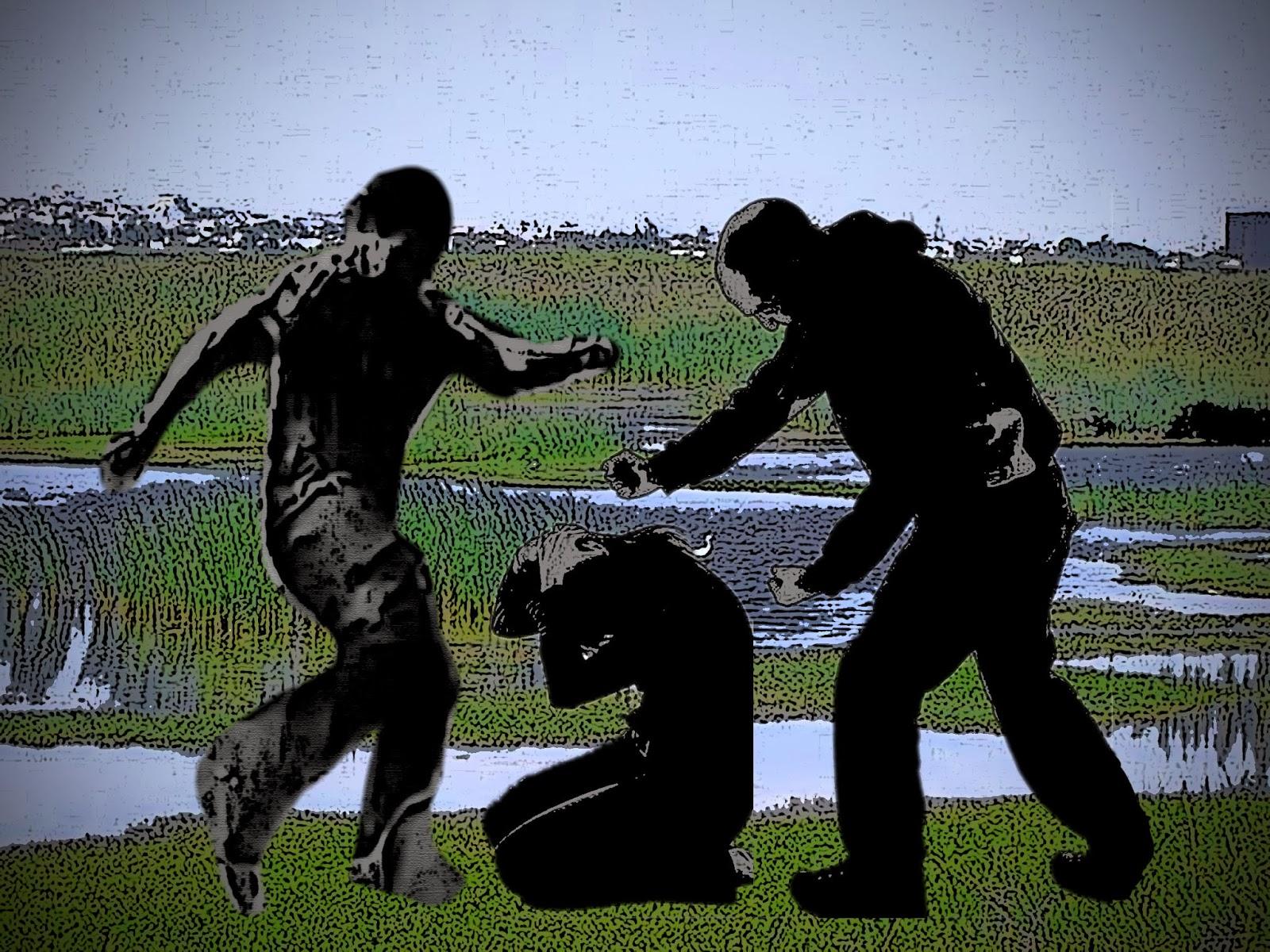 Tarrata y Pichuzo: Los violadores del pantano