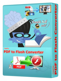 convert flash link to pdf