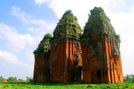 Thap Cham - Phan Rang - Binh Dinh