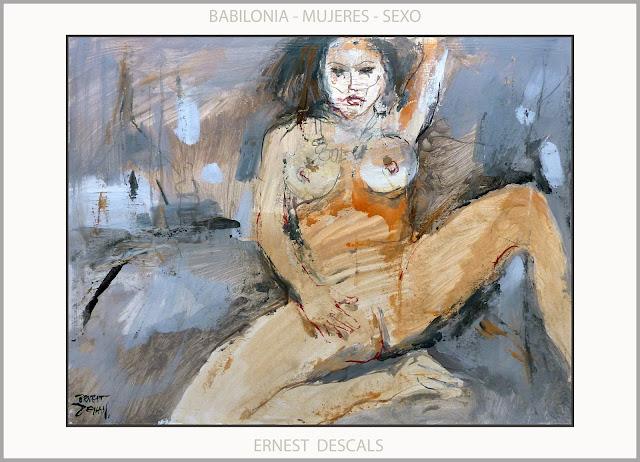 fotos de rameras pinturas prostitutas