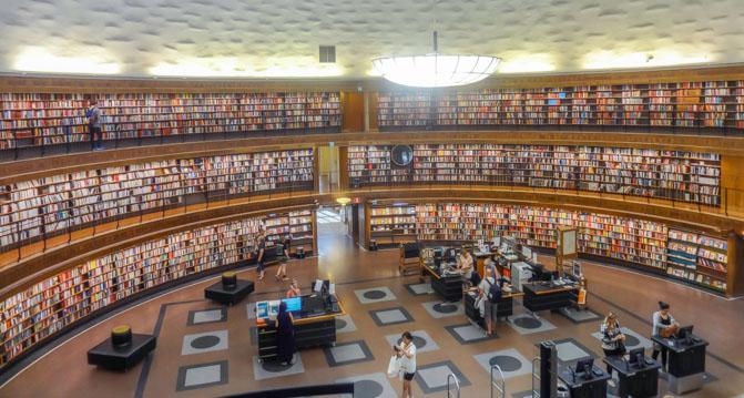 Stadtbücherei