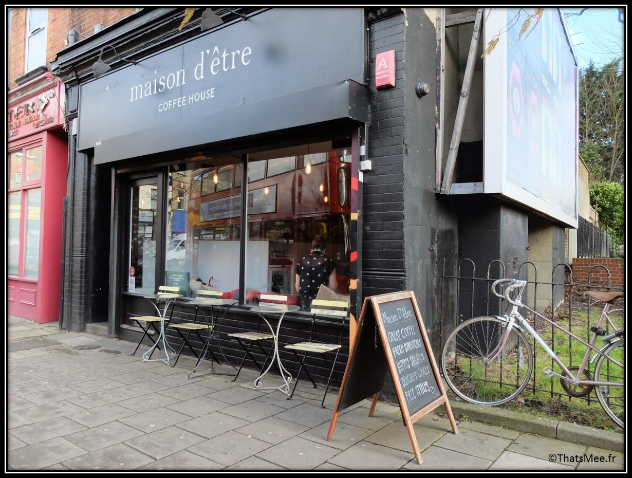 Coffee Shop Maison d'Etre East London Shoreditch Brick Lane Highbury and Islington, bonnes adresses coffeeshop Londres Kim Chi Kunn Kosta