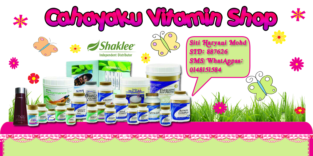 CAHAYAKU VITAMIN SHOP