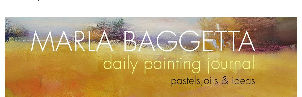 Marla Baggetta Daily Painting Journal