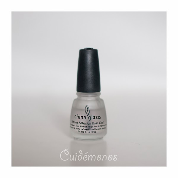 China glaze base coat