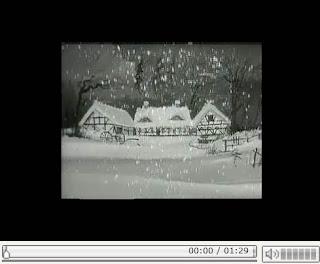 Klip fra Jul på Skovly (1966)