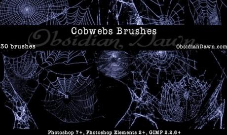 Brushes de telarañas