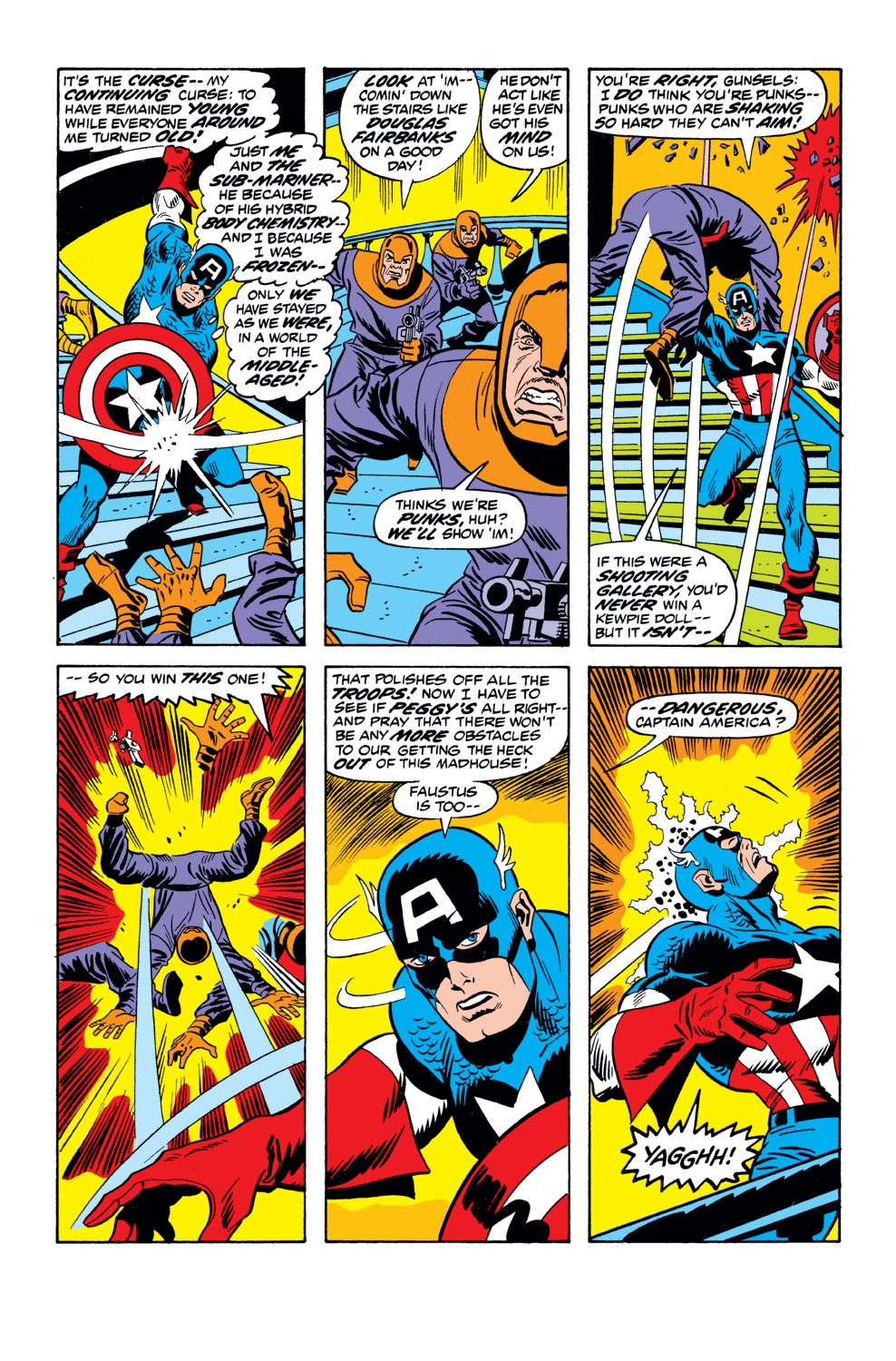 Captain America (1968) Issue #162 #76 - English 18