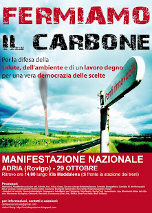 29 OTTOBRE : GIORNATA DI MOBILITAZIONE NAZIONALE