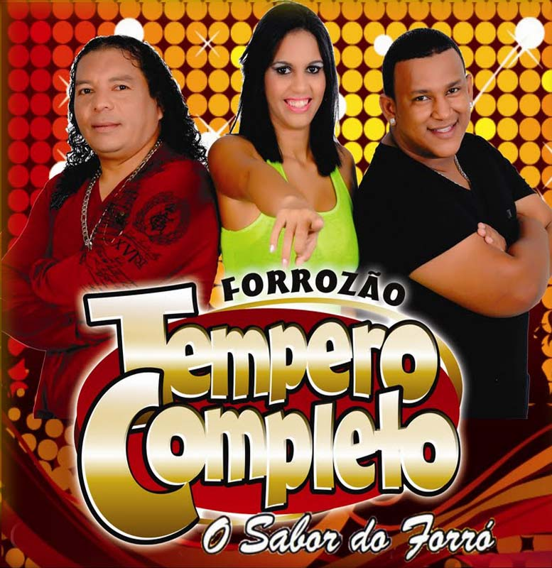 FORRÓZÃO TEMPERO COMPLETO