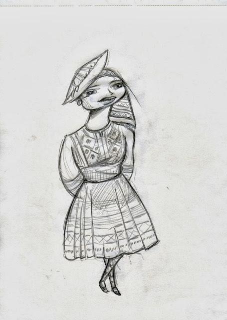 Alberto Poucelle ilustrador illustration