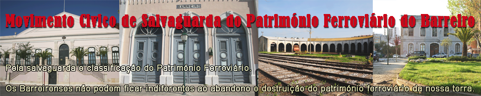 Movimento Civico de Salvaguarda do Património Ferroviário do Barreiro