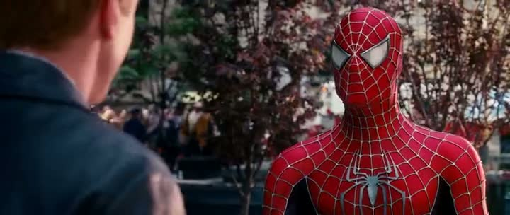 Screen Shot Of Spiderman 3 (2007) Dual Audio Movie 300MB small Size PC Movie