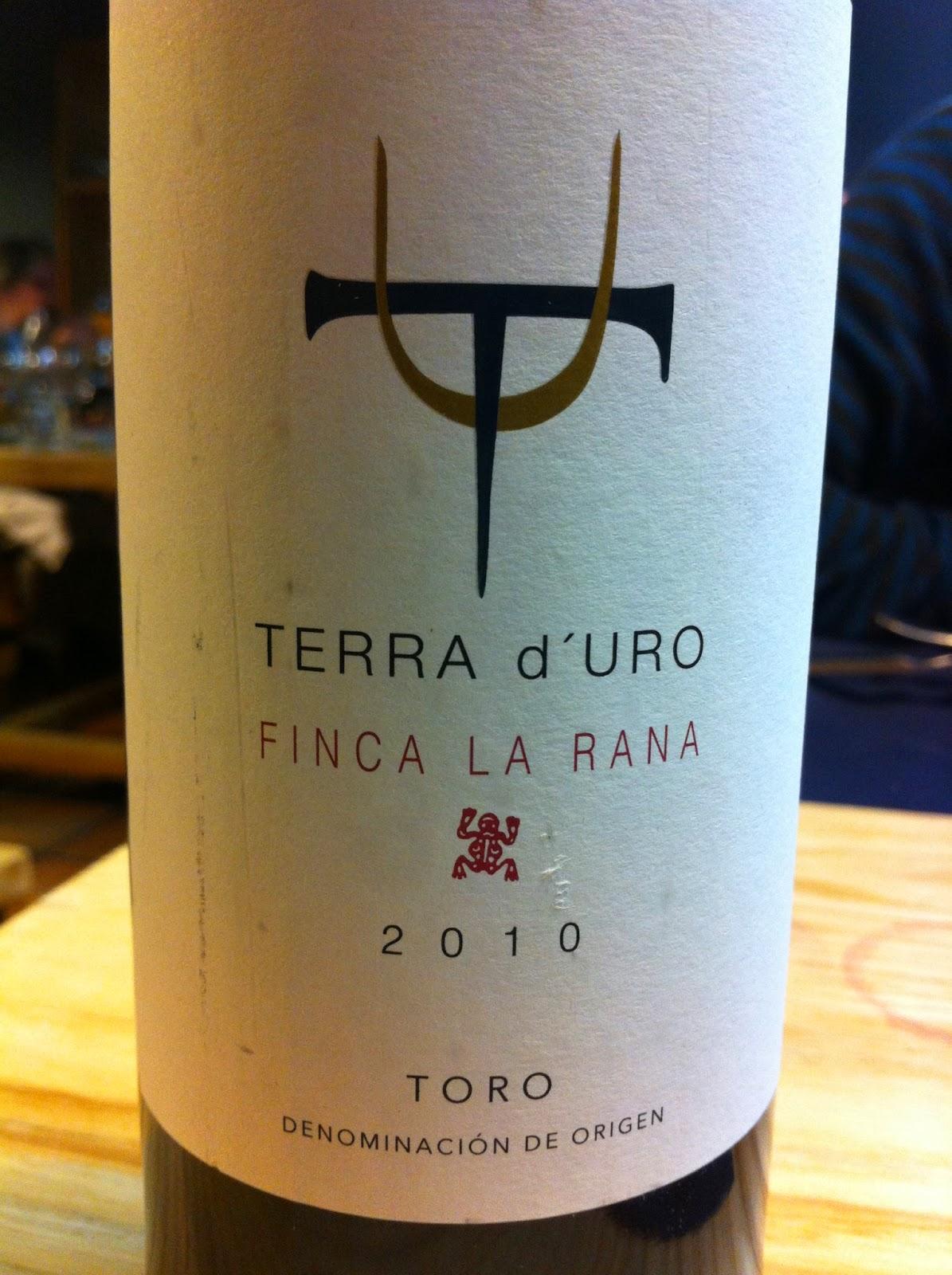Terra-d'uro-finca-la-rana-2010-toro-tinto