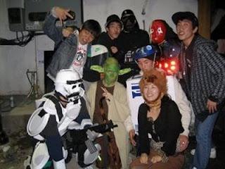 Fotos e imagens de Fantasias Star Wars