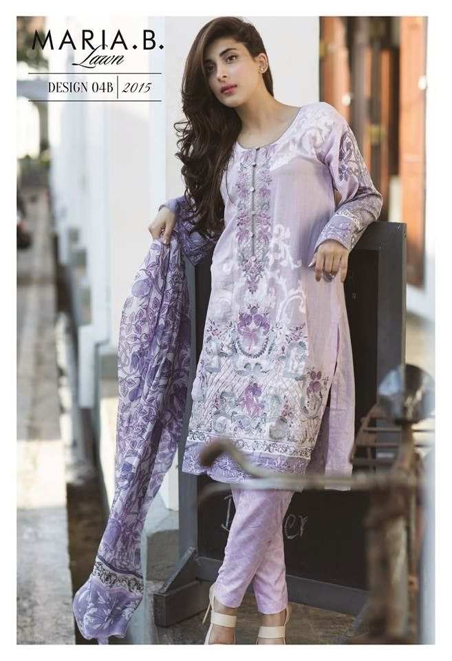 Pakistani lawn suits designs